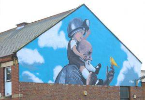 Community projects put the gloss on Ashington launch