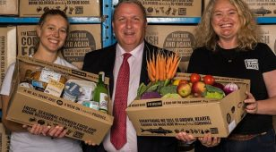 An award-winning Cornish food business is delivering the goods to even more customers as it opens a second base in its beloved home region.