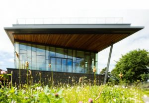Northumberland's new £14.8m visitor attraction is making its mark!