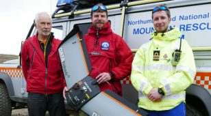 A special research project to design, observe and measure the performance of air and ground assets in search and rescue operations has taken place at Northumberland National Park.