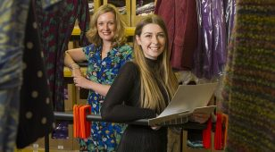 Alumni of Northumbria University are growing their own businesses by recruiting fellow graduates through funding available via the University.