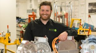 Award-winning North East-based automotive cleantech firm AVID Technology has successfully begun shipping high-performance EVO Electric Motors.