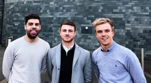 Three ambitious Northumbria University students are set to take the event management industry by storm after launching their own company; Happen Events in Newcastle.