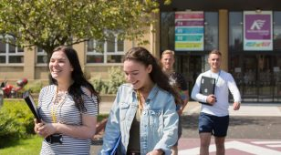 Enrolment drop-in sessions are being held for Northumberland College's Berwick campus this Saturday (15th Sept) at The Graduate Salon, High Street, Berwick.