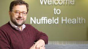 Liam Horgan, specialist in hernia repairs and laparoscopic surgery at Nuffield Health Newcastle, is the new President of the British Hernia Society.