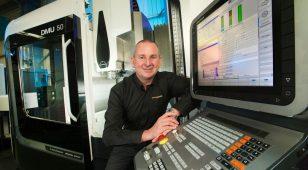 Gary Powner, Managing Director at Omega Plastics.