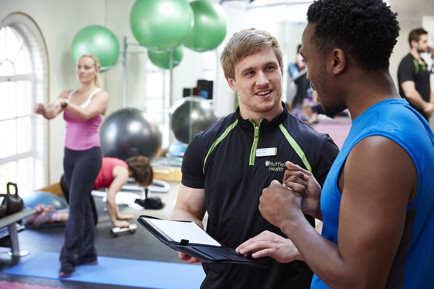Nuffield Health Fitness & Wellbeing Gym in Gosforth is offering a Seven Day Trial & Mini Health MOT to help tackle inactivity and kick-start the journey to a healthier you.